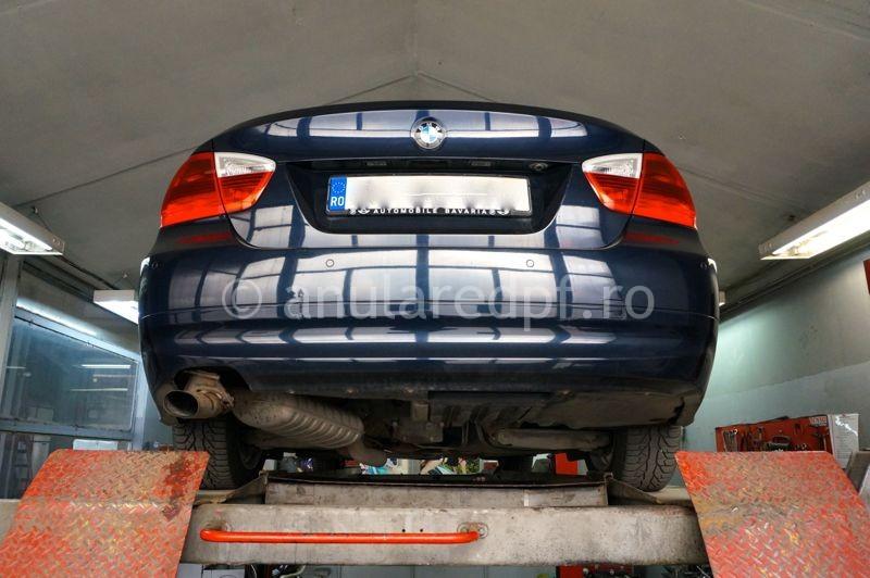 dezactivare dpf BMW