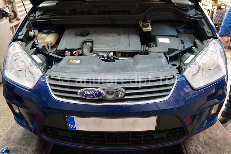 Ford C-MAX probleme filtru particule