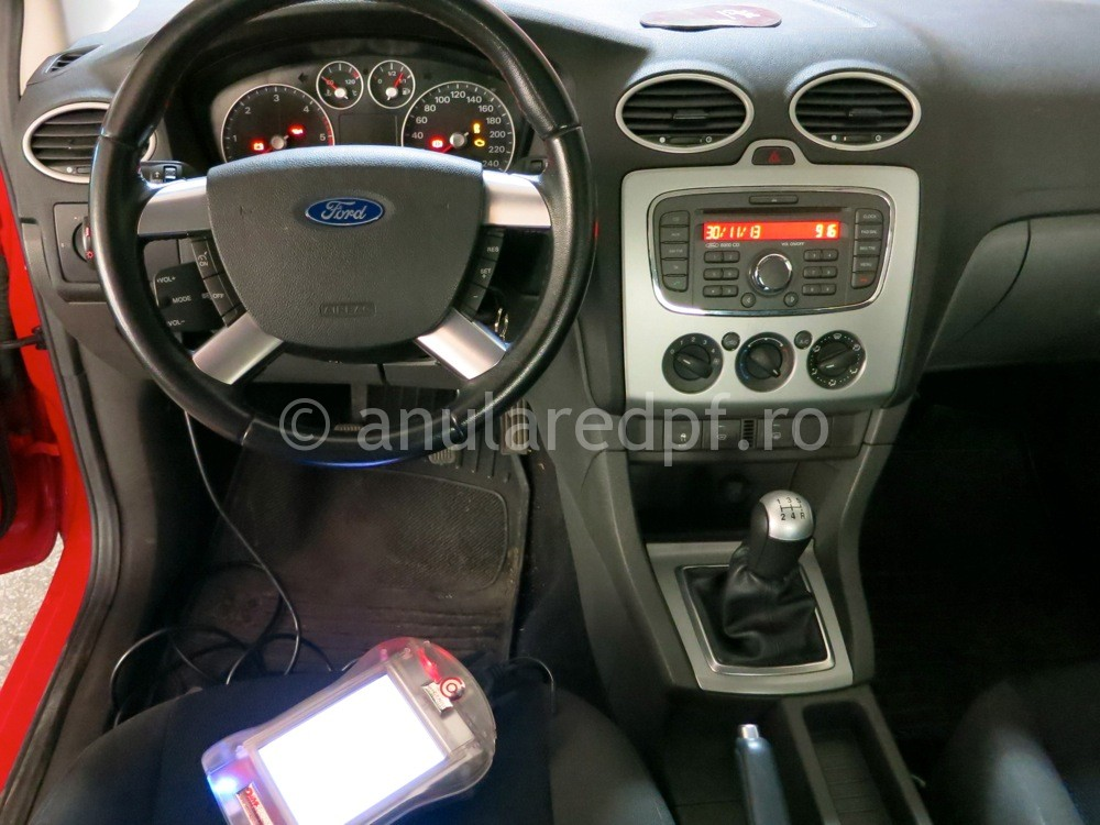 Remapare Ford Focus
