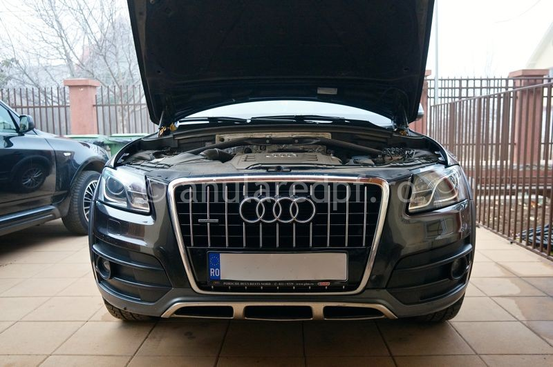 Reflash Audi Q5 3.0TDI