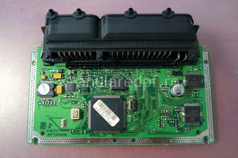 Chiptuning Smart Bosch ME 7.7.0