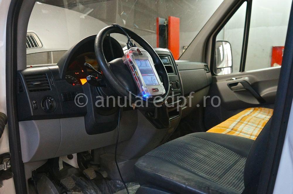 Mercedes Sprinter 315CDI anulare dpf