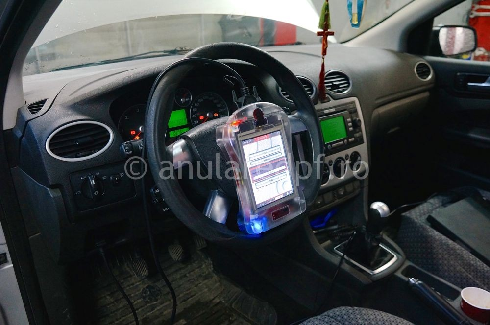 Anulare DPF Ford Focus - 04