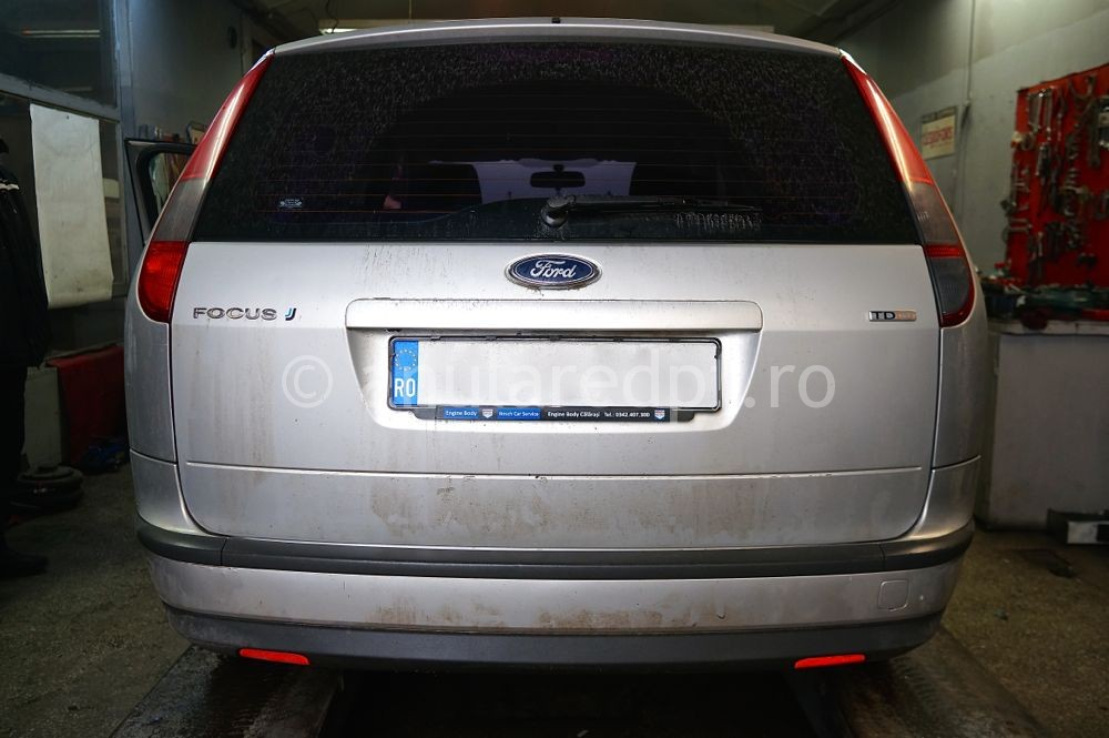 Anulare DPF Ford Focus - 05