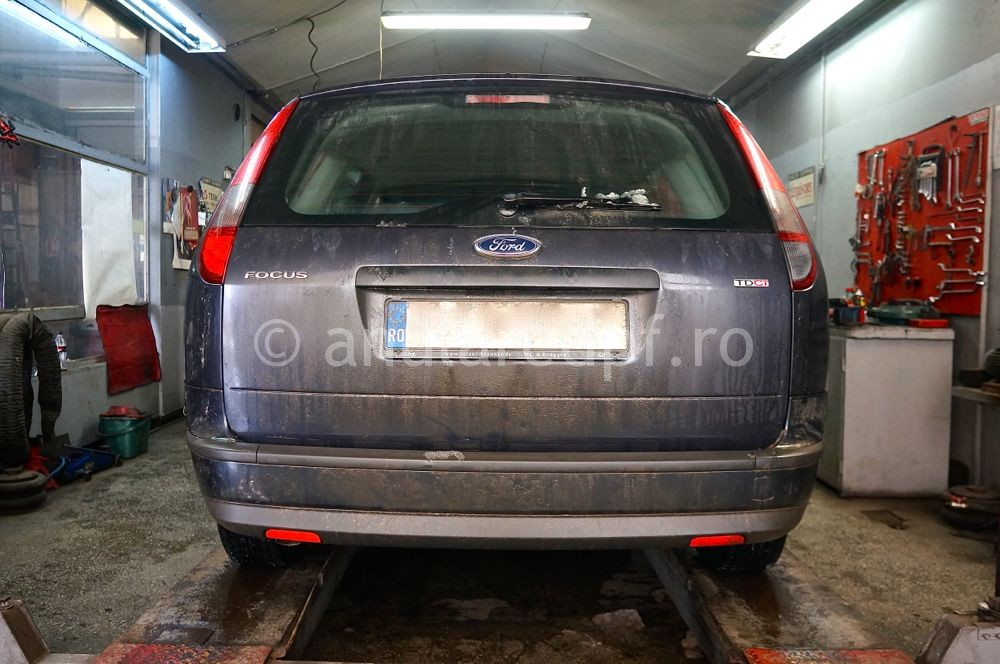 Anulare DPF Ford Focus - 27