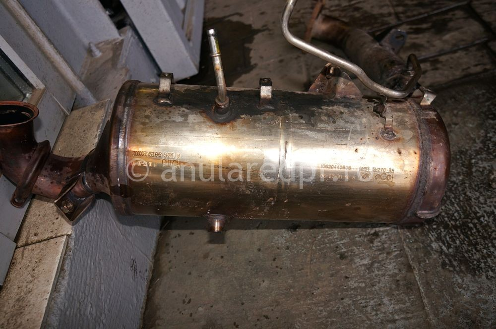 Anulare DPF Ford Focus - 28