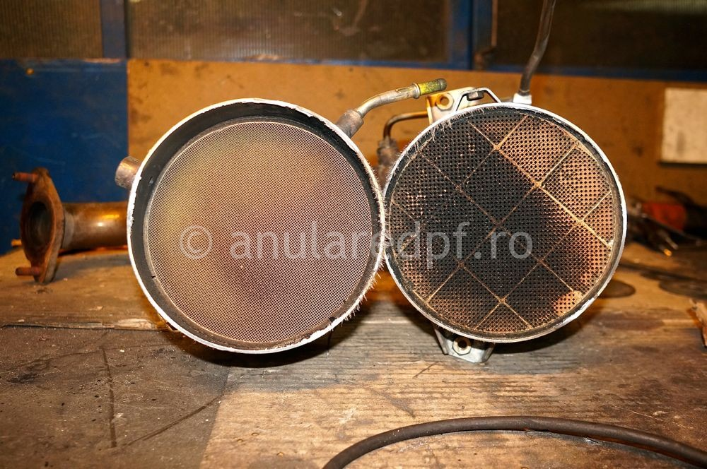 Anulare DPF Ford Focus - 29
