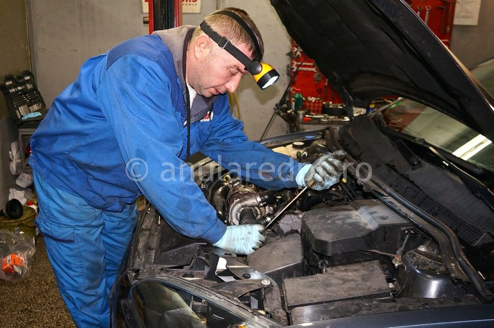 Anulare DPF Ford Focus - 33