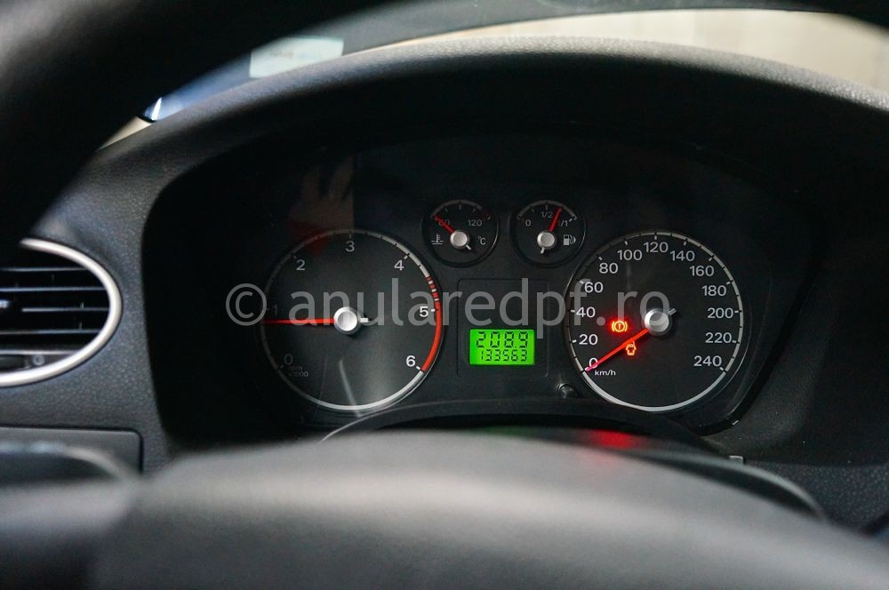 Anulare DPF Ford Focus - 35