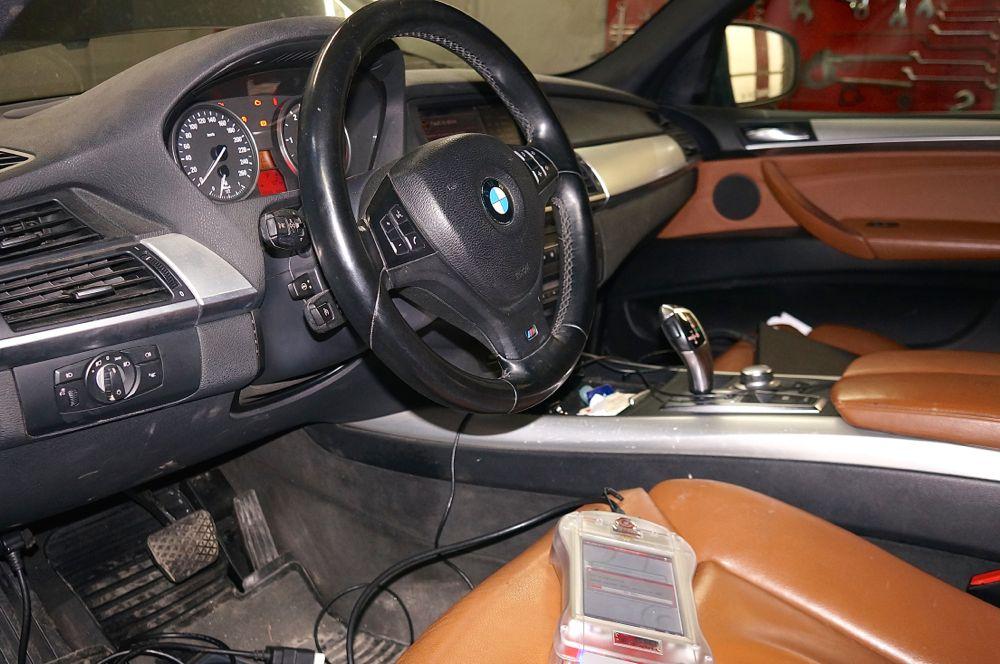 Anulare-dpf-BMW-X5