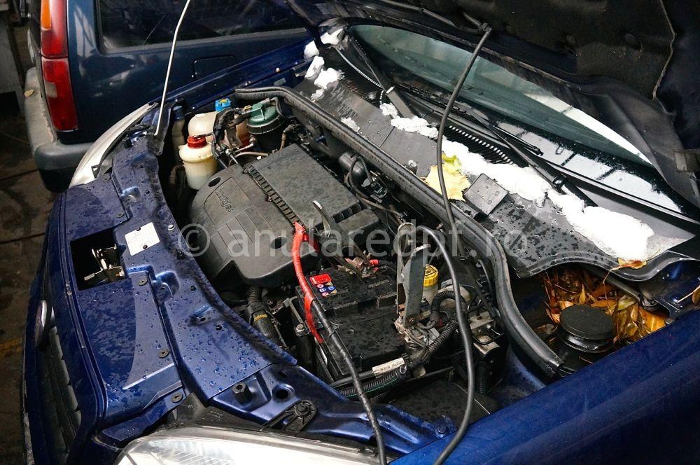 Anulare dpf Fiat Doblo - 02