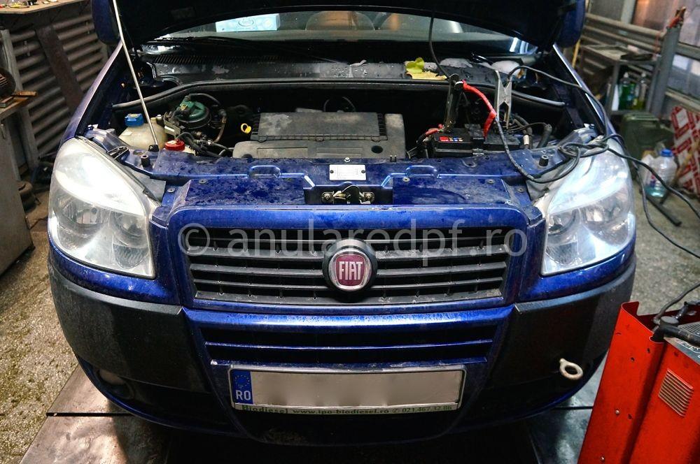 Anulare dpf Fiat Doblo - 05