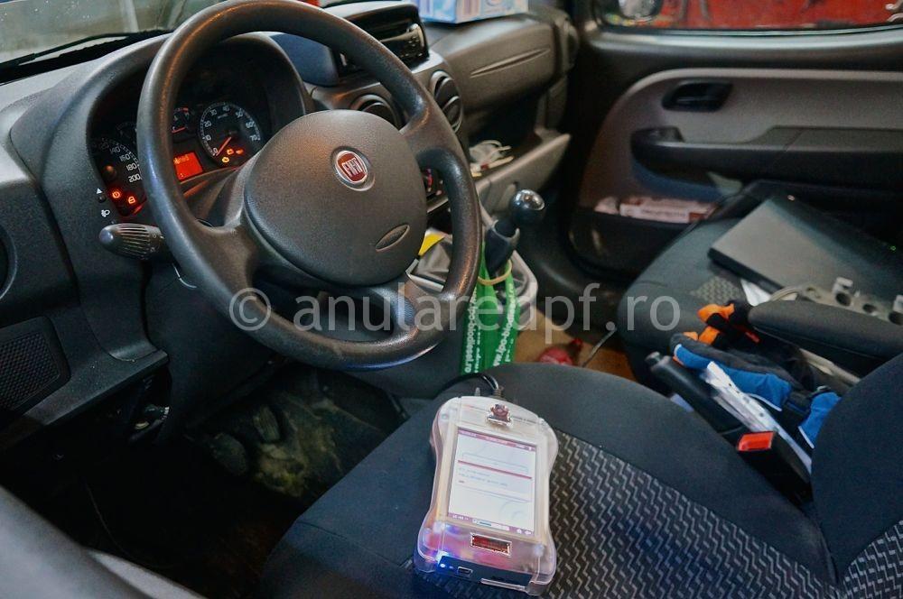 Anulare dpf Fiat Doblo - 06