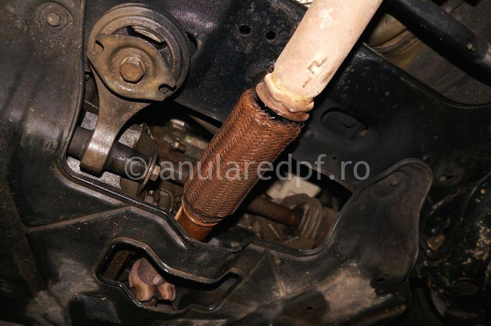 Anulare dpf Fiat Doblo - 07
