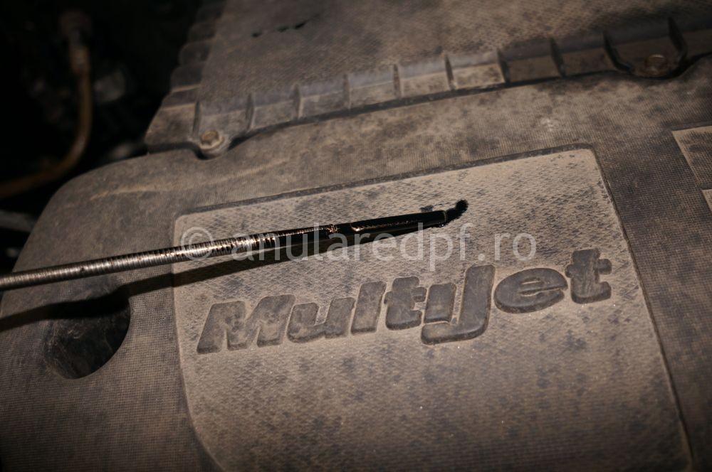 Anulare dpf Fiat Doblo - 10