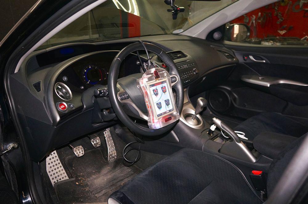 Anulare-dpf-Honda-Civic