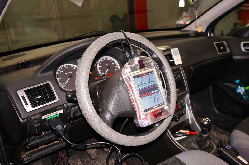 Anulare fap Peugeot 307