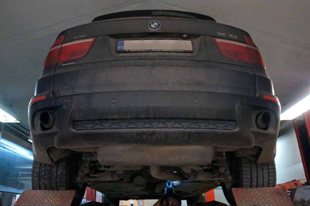 Eliminare-filtru-particule-BMW-X5