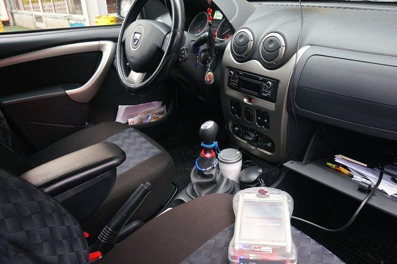 Chiptuning Dacia Duster 1.5dCi