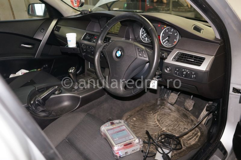 Anulare DPF BMW - 18