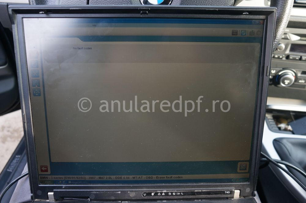 Anulare DPF BMW - 26