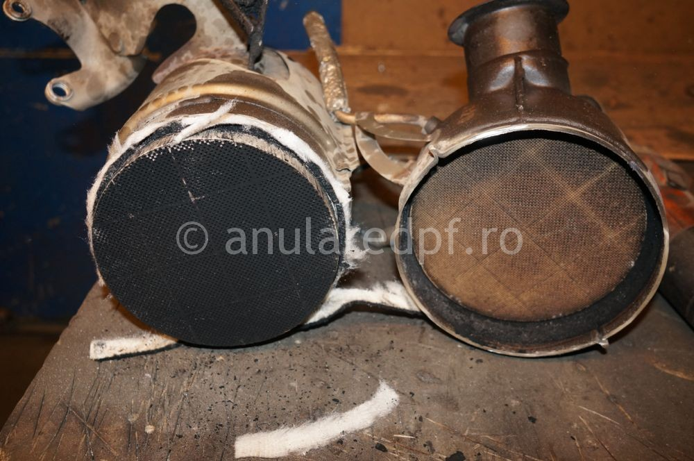 Anulare DPF BMW - 32