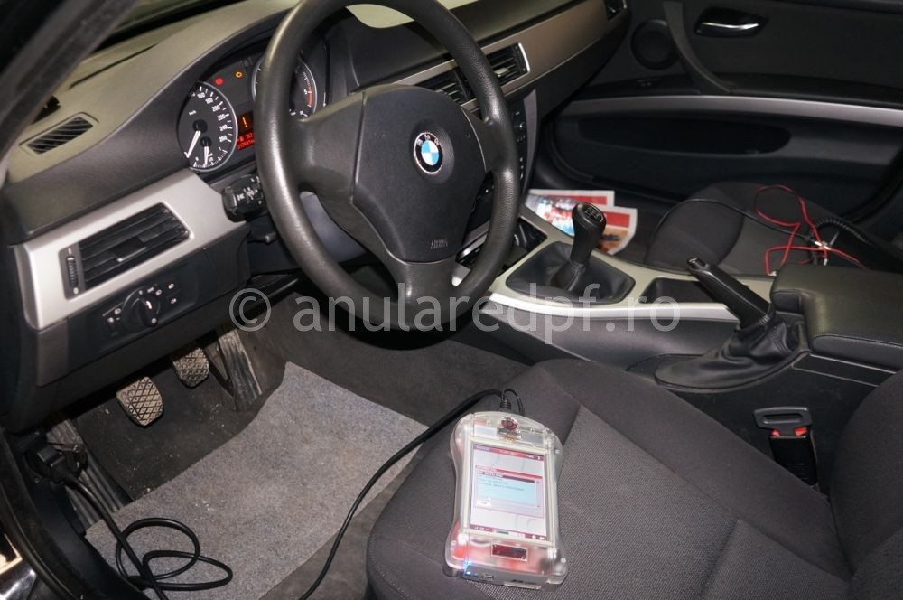 Anulare DPF BMW - 35