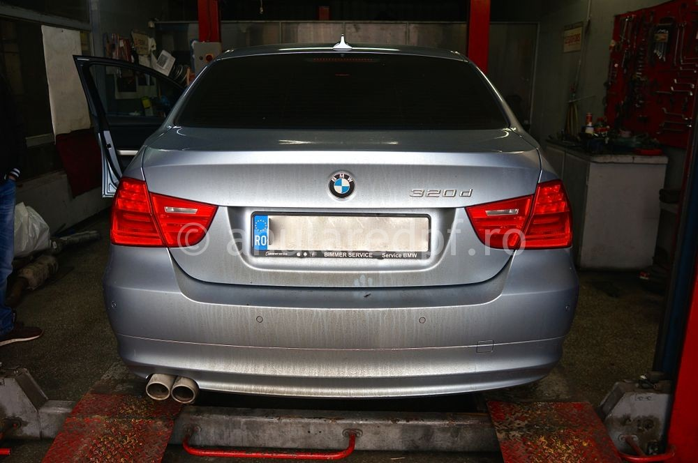 Anulare DPF BMW - 37