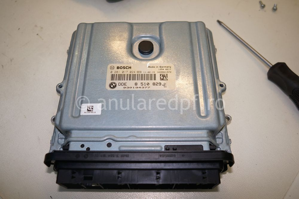 Anulare DPF BMW - 43