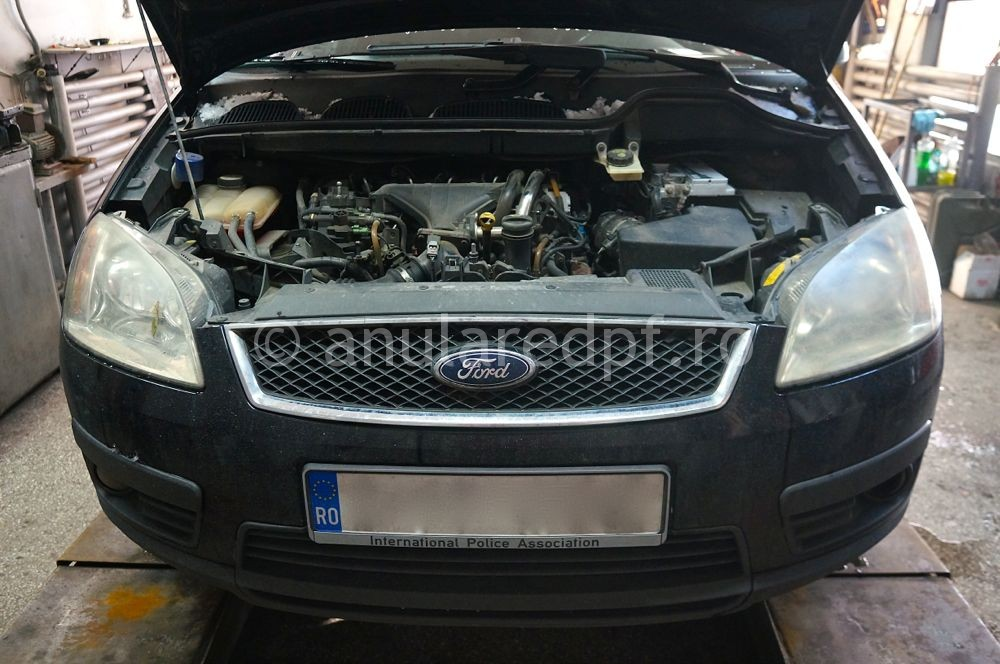 Anulare DPF Ford Focus - 14