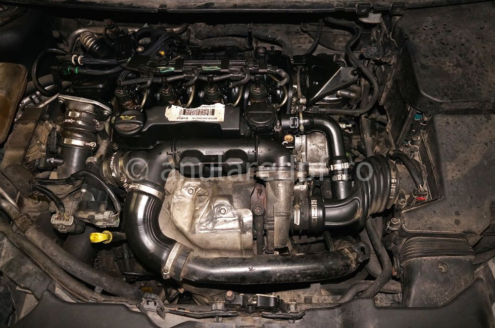 Anulare DPF Ford Focus - 53