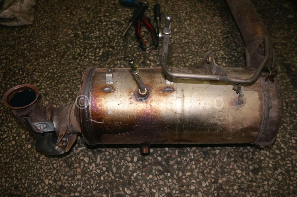 Anulare DPF Ford Focus - 60