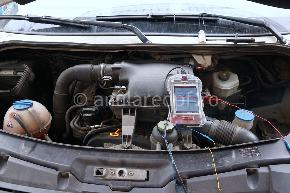 Anulare dpf Crafter - 16