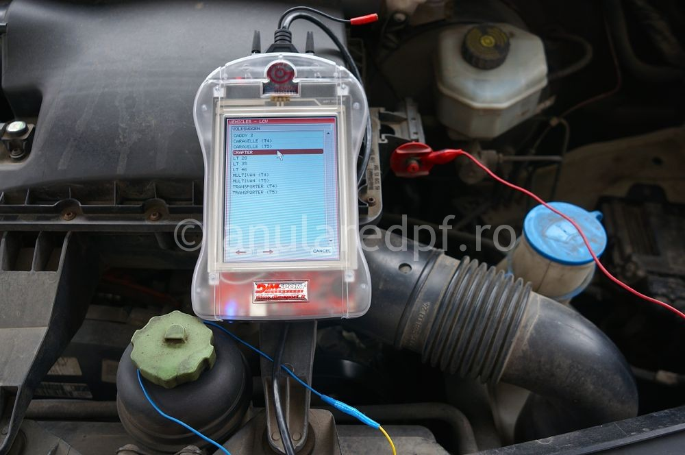 Anulare dpf Crafter - 18