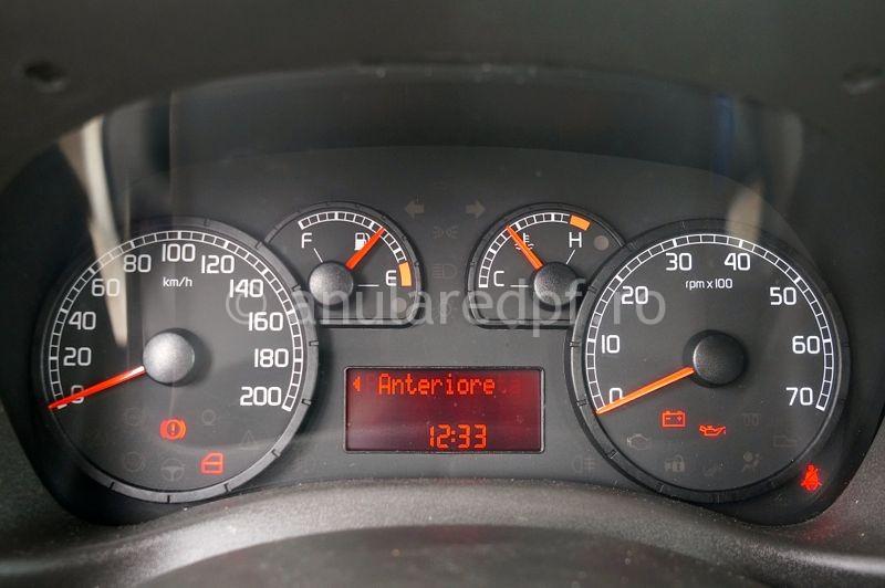 Anulare dpf Fiat Doblo - 13