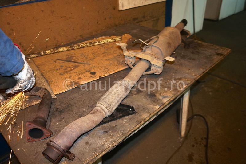 Anulare dpf Fiat Doblo - 18