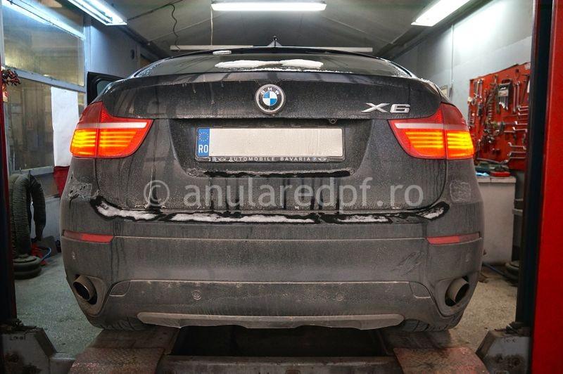 Anulare filtru de particule BMW X6 - 01