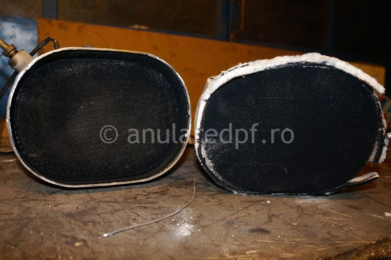 Anulare filtru de particule BMW X6 - 07