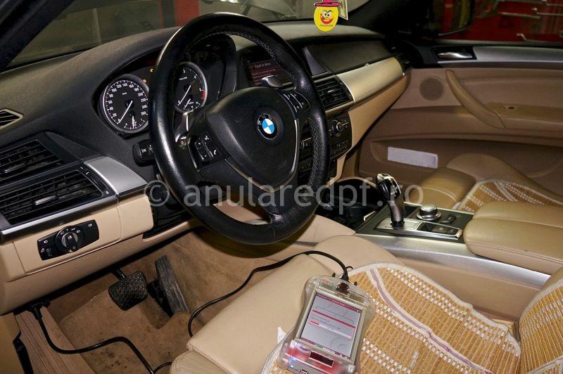 Anulare filtru de particule BMW X6 - 12