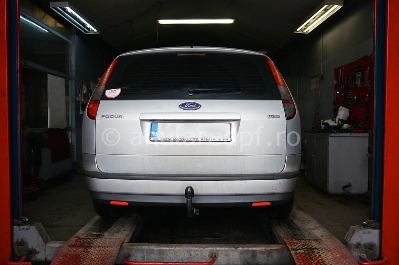 Anulare filtru de particule Ford Focus - 22