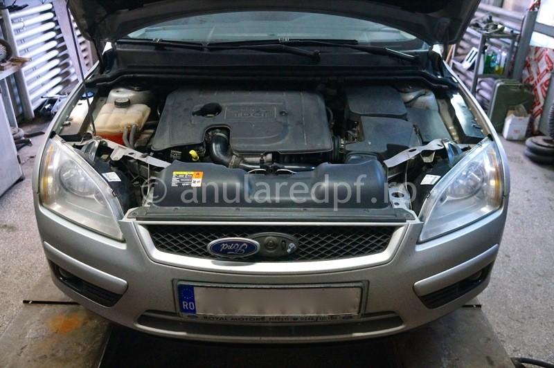 Anulare filtru de particule Ford Focus - 23