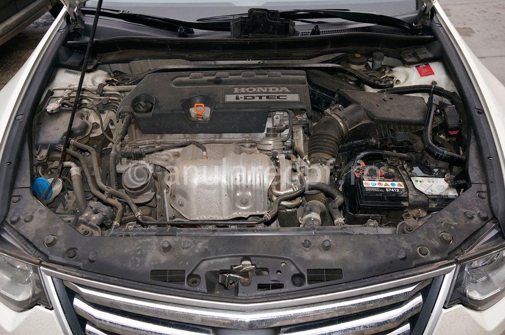 Anulare filtru de particule Honda - 05