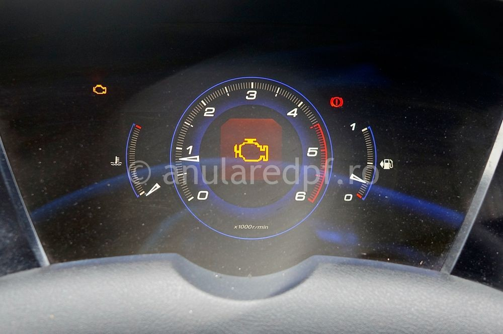 Anulare filtru de particule Honda - 11