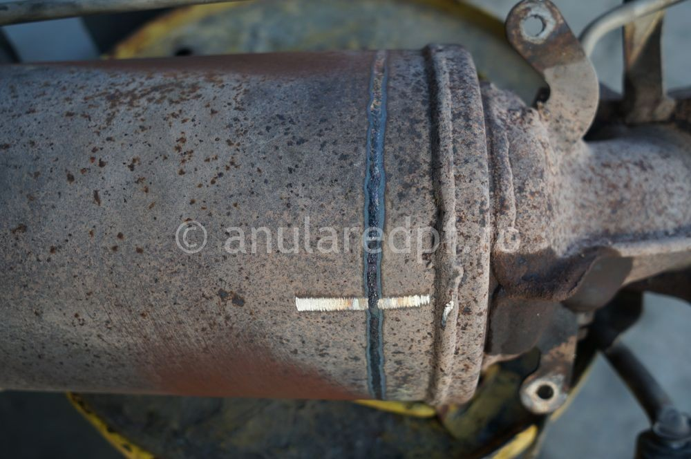 Anulare filtru de particule Honda - 20