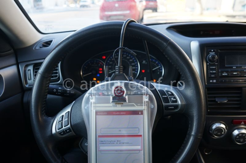 Anulare filtru de particule Subaru  - 3