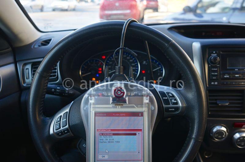 Anulare filtru de particule Subaru  - 4