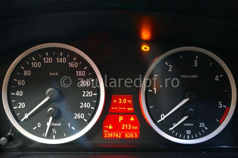 Anulare DPF BMW - 55
