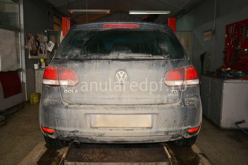 Anulare EGR VW Golf 6 1.6tdi - 01