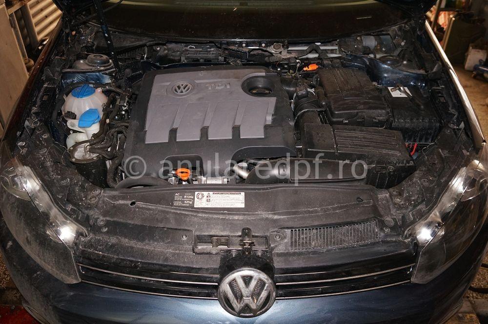 Anulare EGR VW Golf 6 1.6tdi - 02