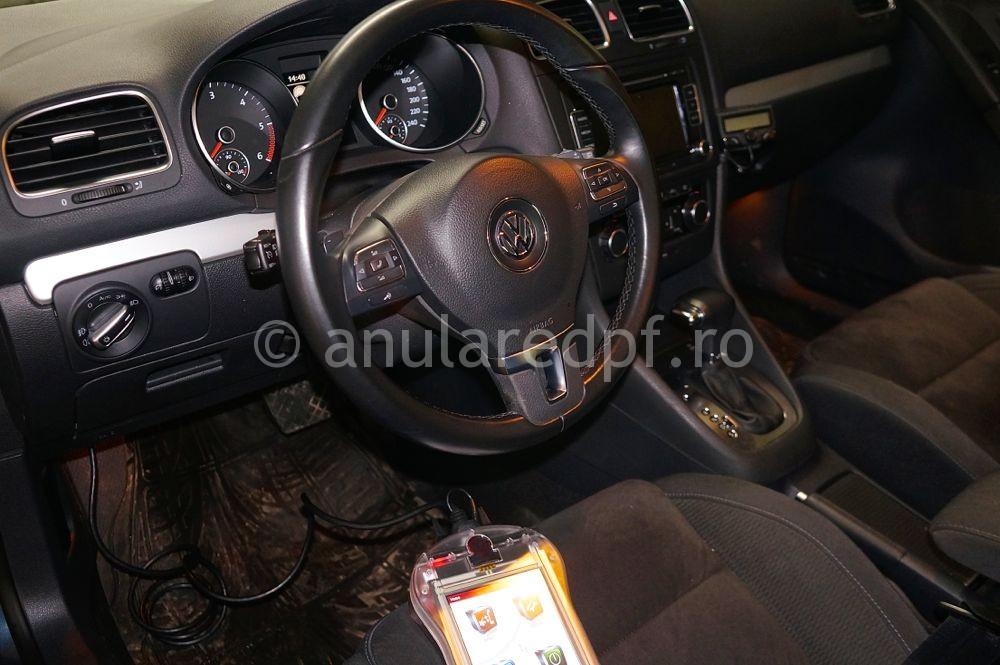 Anulare EGR VW Golf 6 1.6tdi - 07